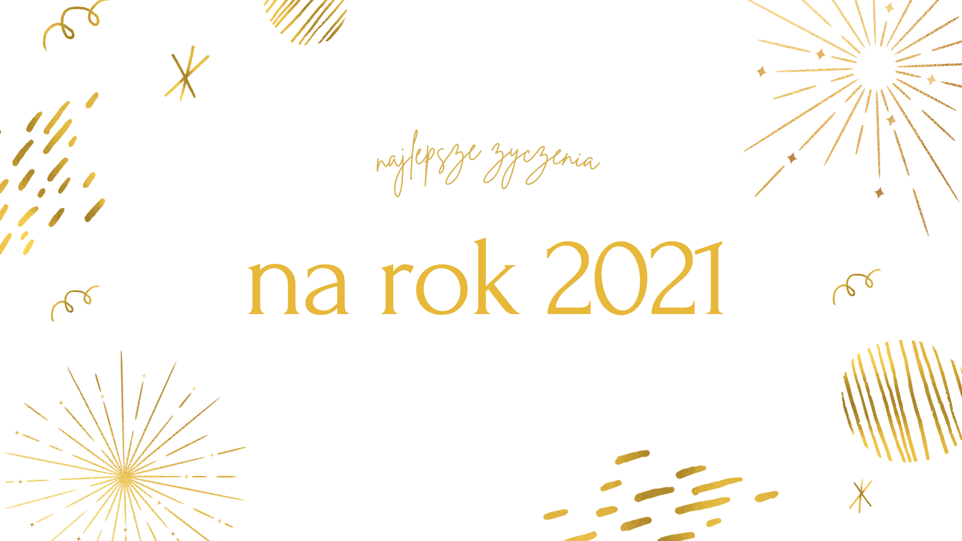 Black Gold Foil New Year Party Facebook Event Cover (1)