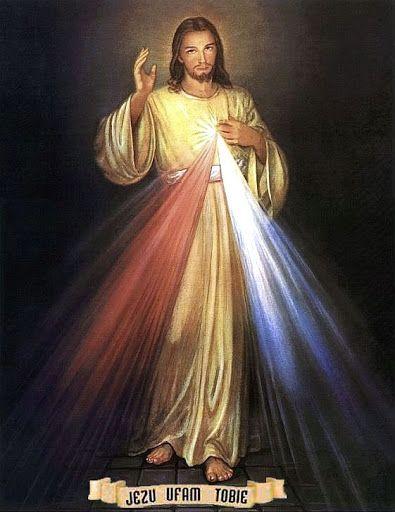 obraz jezusa milosiernego